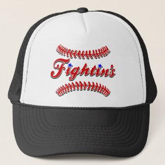 Fightin's Red Lace Original Trucker Hat