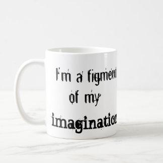 Figment of My Imagination Basic White Mug