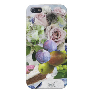 Figs, Floral and Pears Cell & iPad Cases Case For iPhone 5/5S