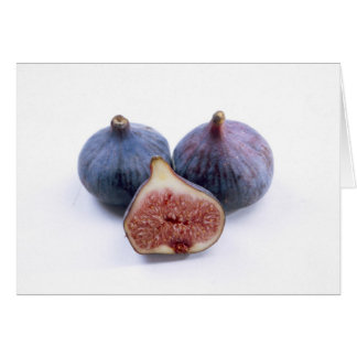 Figs For use in USA only.) Card