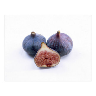 Figs For use in USA only.) Postcard