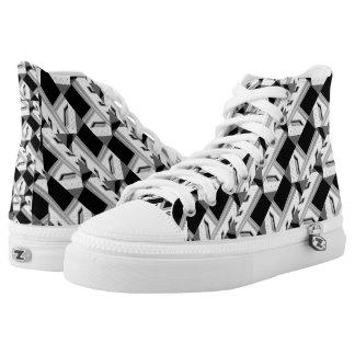 FIGURE High Sneakers Top,