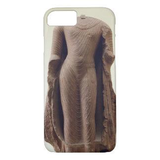 Figure of a standing Buddha, Jamalpur, Mathura (re iPhone 8/7 Case