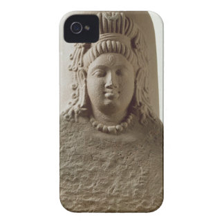 Figure of Ekamukha Siva-Linga from the Temple at K Case-Mate iPhone 4 Cases
