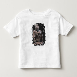 Figure of mayan seated king, from Isle ofJaina Toddler T-Shirt