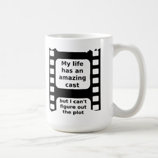 Figure Out The Plot Funny Mug