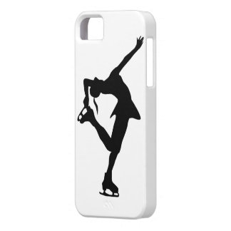 Figure Skater Barely There iPhone 5 Case