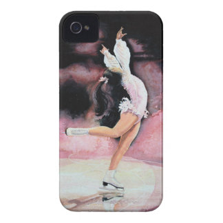 Figure Skater iPhone 4 Case