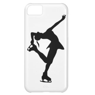 Figure Skater iPhone 5C Case