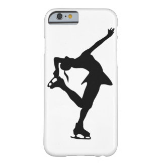 Figure Skater Barely There iPhone 6 Case