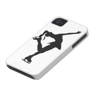 Figure Skater iPhone 4 Covers