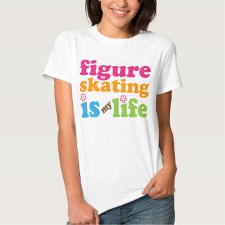 Figure Skater Gift Girls Tshirts