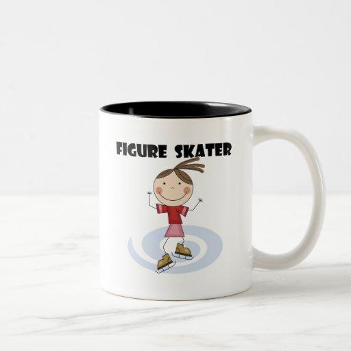 Figure Skater Girl Tshirts and Gifts Mug