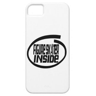 Figure Skater Inside iPhone 5 Cases