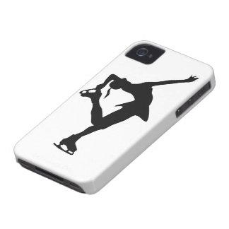 Figure Skater iPhone 4 Case-Mate Case