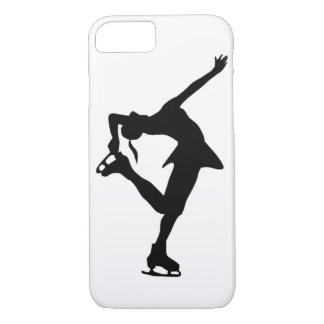 Figure Skater iPhone 7 Case