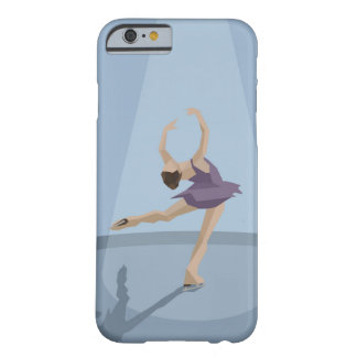 Figure Skater Layback iPhone Case