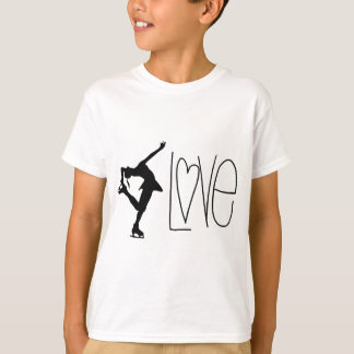 Figure Skater Love T-Shirt