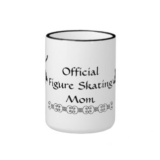 Figure Skater Mug - MOM