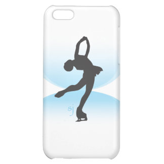 Figure Skater Spin iPhone 5C Cover