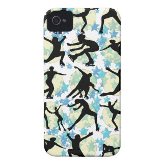FIGURE SKATERS iPhone 4 CASE