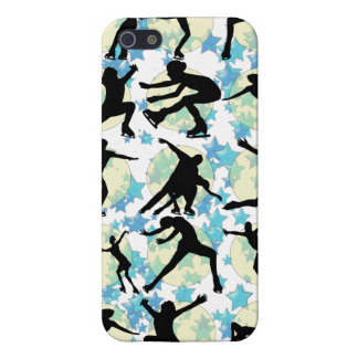 FIGURE SKATERS iPhone 5 COVER