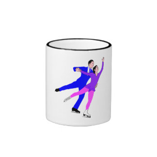 Figure Skaters Coffee Mug