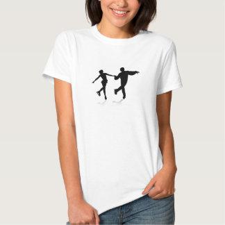 Figure skaters shirt