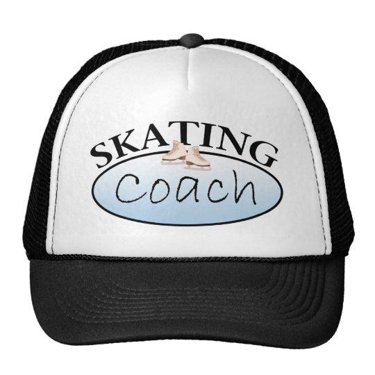 Figure Skating Coach Cap
