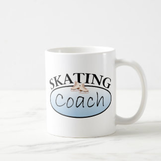 Figure Skating Coach Coffee Mug