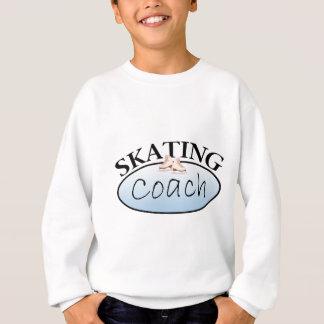Figure Skating Coach Sweatshirt