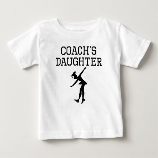 Figure Skating Coach's Daughter Baby T-Shirt