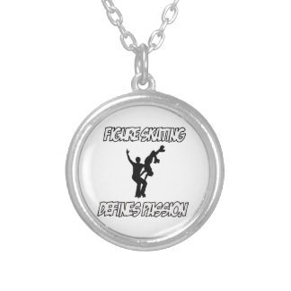 figure skating designs pendants