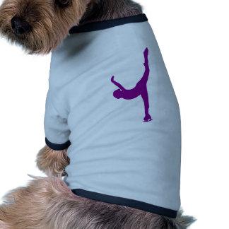 Figure Skating Dog Clothing