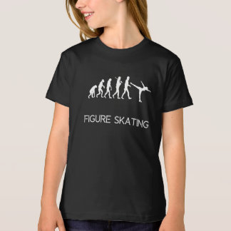 Figure Skating Evolution T-Shirt
