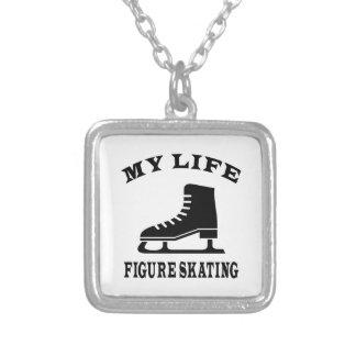 Figure Skating My Life Jewelry
