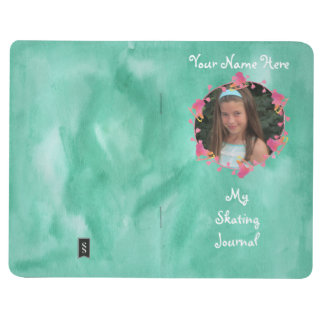 Figure Skating Personalized Writing Journal