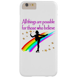 FIGURE SKATING QUEEN BARELY THERE iPhone 6 PLUS CASE