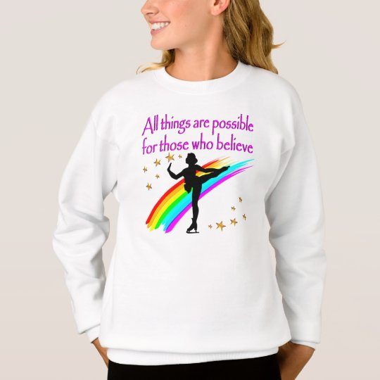 FIGURE SKATING QUEEN SWEATSHIRT