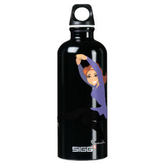 Figure Skating SIGG Traveller 0.6L Water Bottle