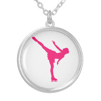 Figure skating woman jewelry