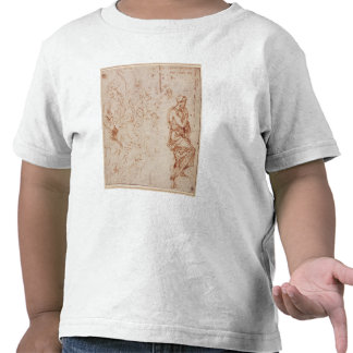 Figure Studies for a Woman T-shirt