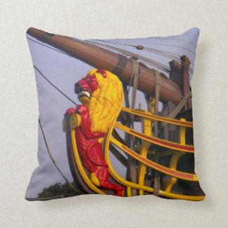 Figurehead, VOC Amsterdam Cushion