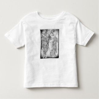 Figures of two apostles or prophets toddler T-Shirt