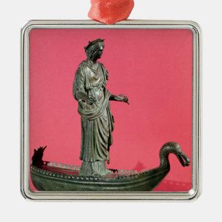 Figurine of the Goddess Sequana Christmas Ornament