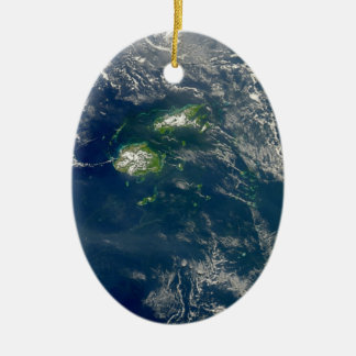 Fiji Christmas Ornament