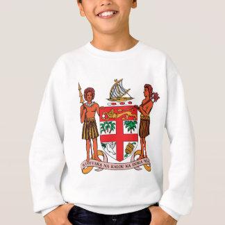 Fiji Coat of Arms detail Sweatshirt