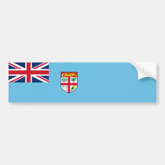 Fiji – Fijian National Flag Bumper Sticker