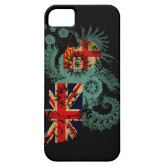 Fiji Flag Barely There iPhone 5 Case
