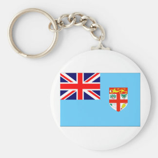 Fiji Flag Key Ring